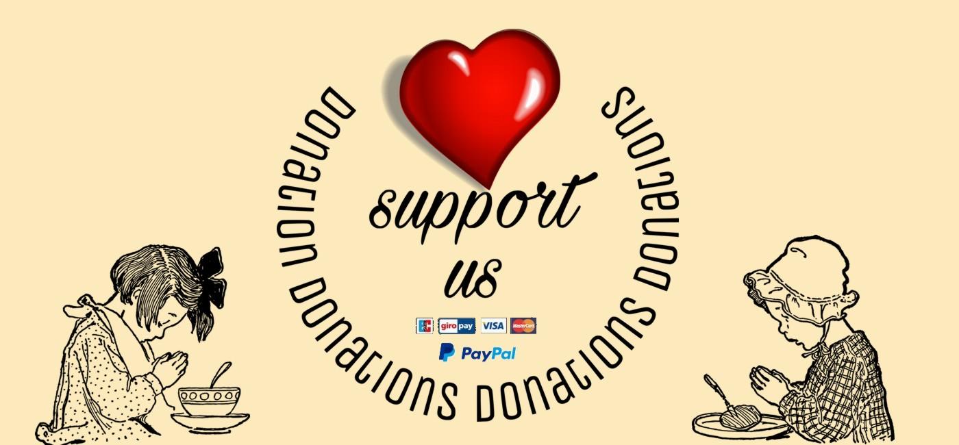 Spenden an OKiTALK