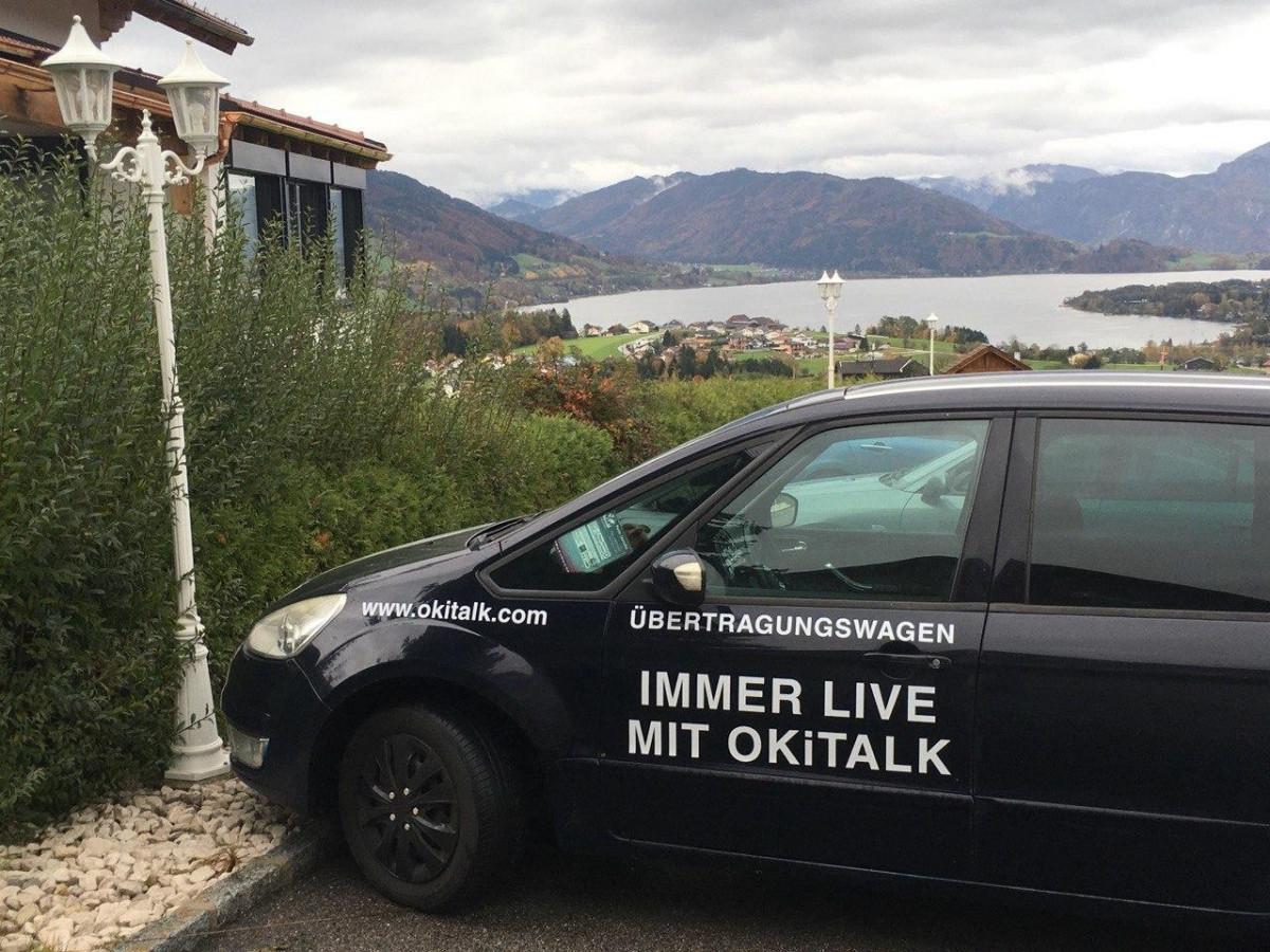 OKiTALK Übertragungswagen