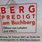 Predigt am Buchberg