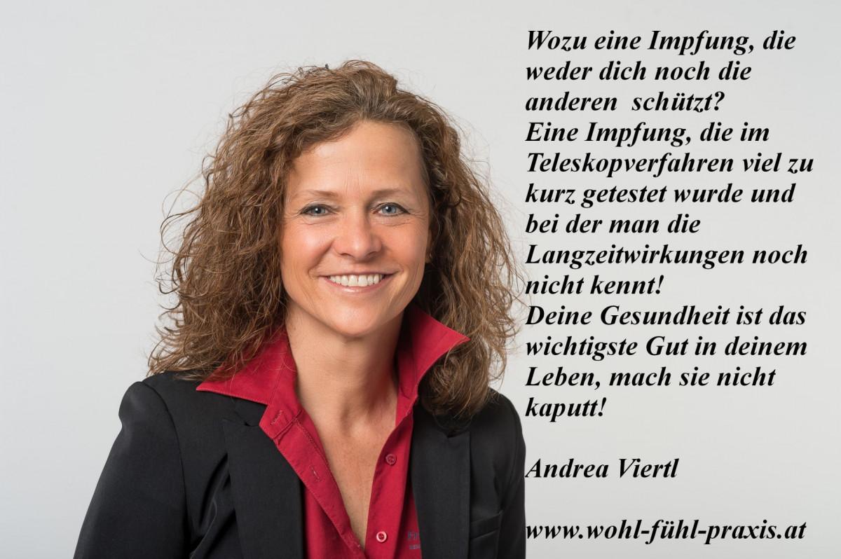Andrea Viertl Portrait