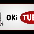 OKiTUBE Logo plastisch