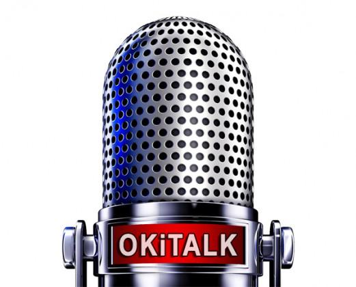 Okitalk Radio Mikrophone
